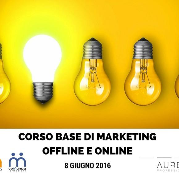 Marketing e Web Marketing