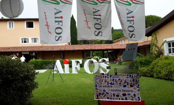Convention AIFOS 2017