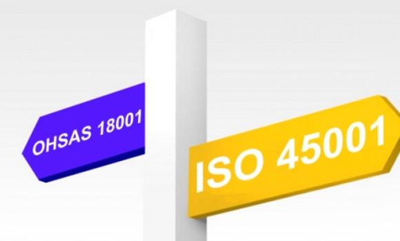 Convegno Gratuito ISO 45001:2018